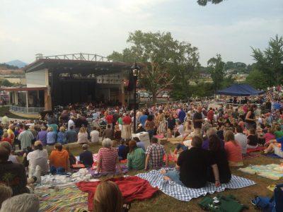 The Crossings: Outdoor concert